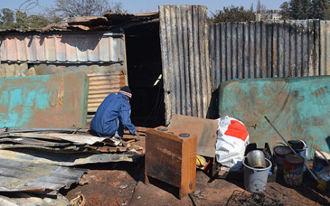 Talk Radio 702 spoke to Housing Director Thabo Maisela about evictions and temporary housing for evictees. Picture: Tshidi Madia/EWN.