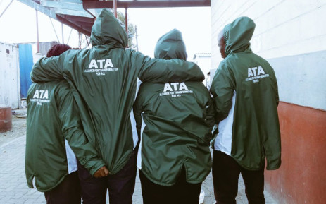 Members of the Alliance for Transformation for All (ATA). Picture: @ATAPeopleGovern/Twitter