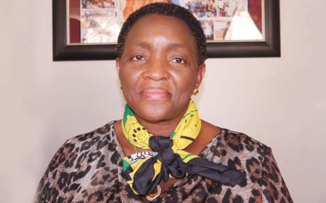 FILE: Social Development Minister Bathabile Dlamini. Picture: Facebook.