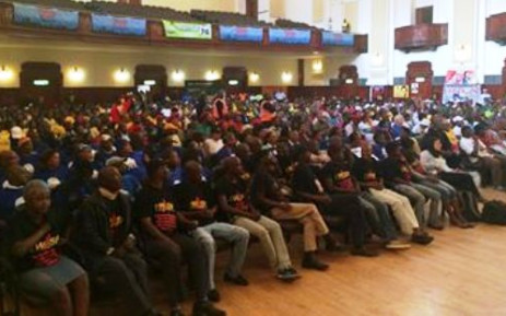 Twenty one political parties took part in an election debate hosted by Talk Radio 702 on 9 April. Picture: Facebook.