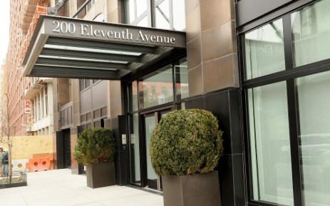 The Scene Outside New York Apartment Building Where Fashion Designer L Wren Scott Was