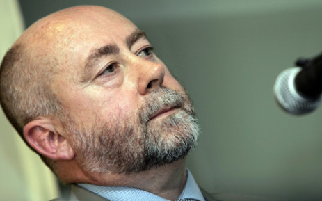 Wouter Basson. Picture: AFP.