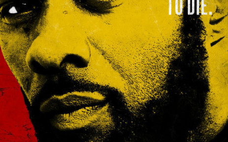 A poster for a film adaptation of Nelson Mandela's autobiography A Long Walk to Freedom. Source: Supplied
