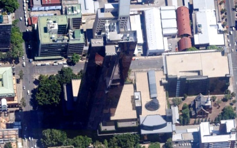 The South African Reserve Bank building, Pretoria. Picture: Google Maps.