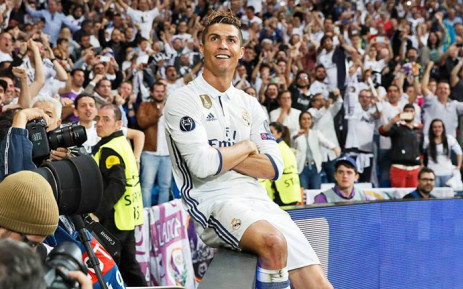 A ruthless Cristiano Ronaldo scored a dazzling hat-trick to lead Real Madrid to a crushing 3-0 victory over city rivals Atletico Madrid in the first leg of their Champions League semi-final on 2 May 2017. Picture: Facebook.