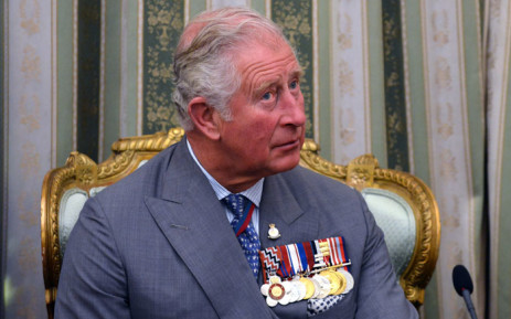 FILE: Britain's Prince Charles. Picture: AFP.