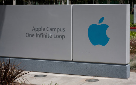 The headquarters of Apple in California, Picture: EPA.