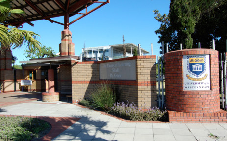 The University of Western Cape. Picture: University of Western Cape website.