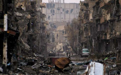 Syria's civil war enters a fourth year on March 15, 2014, with at least 146,000 people dead and millions more homeless, cities and historical treasures in ruins, the economy devastated and no end in sight. Picture: AFP.
