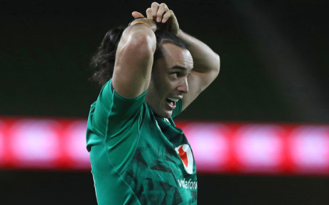 FILE: Ireland attack coach Mike Catt said it was important for players to impose themselves physically and verbally wherever they played across the backline.. Picture: AFP