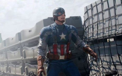 Chris Evans in 'Captain America:The Winter Soldier'. Picture: Facebook.