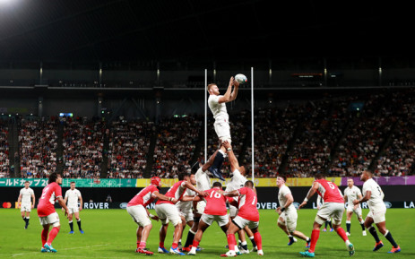 Rugby World Cup 2019 - Pool C - England vs. Tonga on 22 September 2019 in Sapporo, Japan. Picture: @rugbyworldcup/Twitter.
