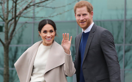 Meghan Markle and Prince Harry. Picture: @KensingtonRoyal/Twitter.