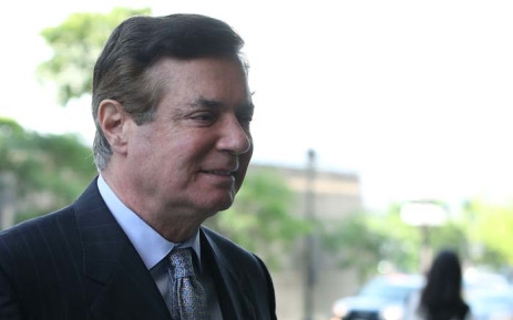 FILE: Former Trump campaign manager Paul Manafort arrives for a hearing at the E. Barrett Prettyman US Courthouse on 23 May 2018 in Washington, DC.  Picture: AFP