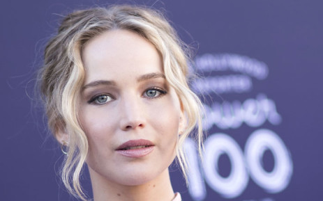 US actress Jennifer Lawrence. Picture: AFP