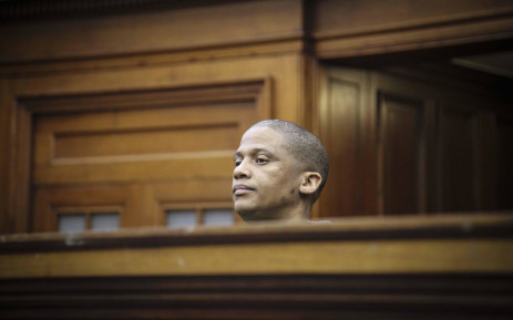 FILE: Mortimer Saunders made a brief appearance in the Western Cape High Court on 14 May 2018. Picture: Cindy Archillies/EWN