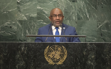 Azali Assoumani, President of the Union of Comoros. Picture: United Nations Photo
