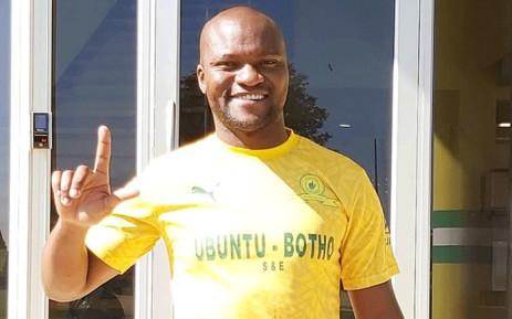 Tokelo Rantie. Picture: @Masandawana/Twitter.