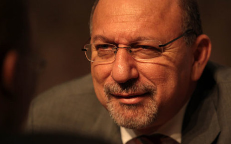 National Planning Minister Trevor Manuel. Picture: SAPA.
