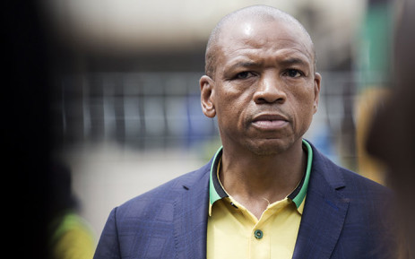 FILE: North West Premier Supra Mahumapelo at the ANC's 54th national conference at Nasrec in Johannesburg on 19 December 2017. Picture: Sethembiso Zulu/EWN