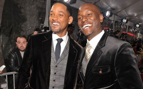 FILE: Will Smith and Tyrese Gibson. Picture: @tyrese/Instagram.