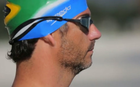 Ryan Stramrood and his team will attempt to swim from US waters into Russian seas. Picture: EWN