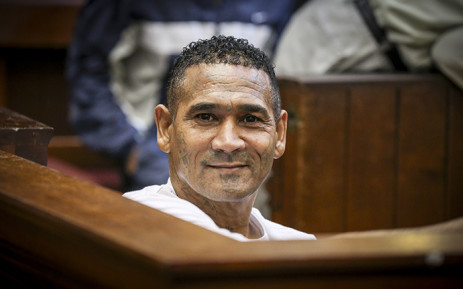 FILE: Convicted gangster George 'Geweld' Thomas.  Picture: Thomas Holders/EWN.