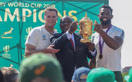 Free State unhappy with Springbok World Cup trophy tour snub