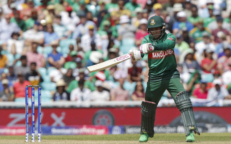 Bangladesh thumps South Africa to start Cricket World Cup