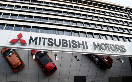 Mitsubishi Motors headquarters in Tokyo on 20 April, 2016. Picture: AFP.