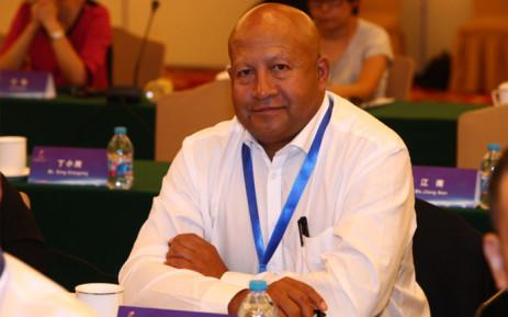 FILE: Former Fedusa general secretary Dennis George. Picture: @Dennis_G1/Twitter