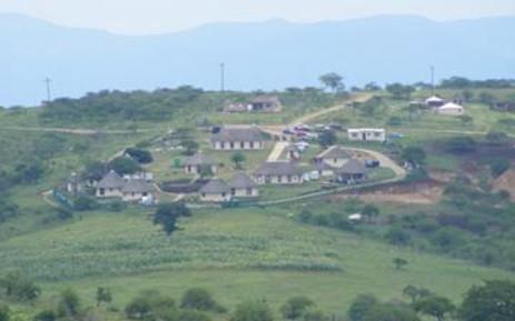 President Jacob Zuma's Nkandla home. Picture: EWN.