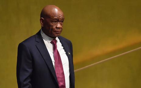 FILE: Lesotho Prime Minister Tom Thabane. Picture: AFP