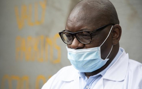 Gauteng Premier David Makhura and the provincial executive council on 31 March 2020 rolled out massive community screenings and testing programmes in Alexandra township to screen residents for coronavirus (COVID-19). Picture: Ahmed Kajee/EWN