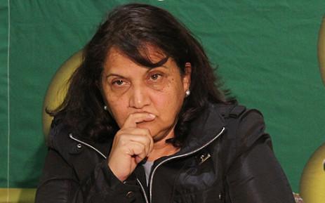 ANC Deputy Secretary-General Jessie Duarte. Picture: EWN.
