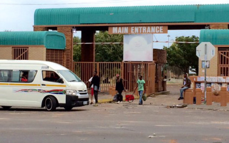 FILE: Tshwane University of Technology (TUT)'s Soshanguve campus. Picture: Barry Bateman/EWN