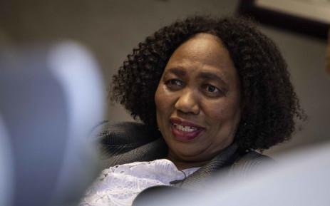 Basic Education Minister Angie Motshekga. Picture: Abigail Javier/EWN