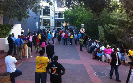 Members of the Western Cape ANC during the nominations conference on 5 December 2012. Picture: Rahima Essop/EWN