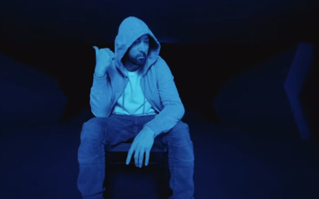 Controversial Ariana Grande lyric features on new surprise album from Eminem