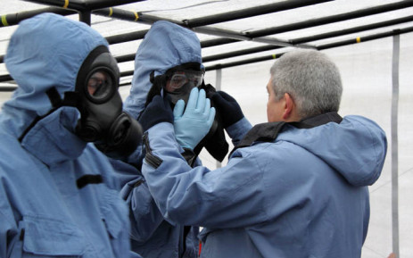 USA warns Assad against using chemical weapons