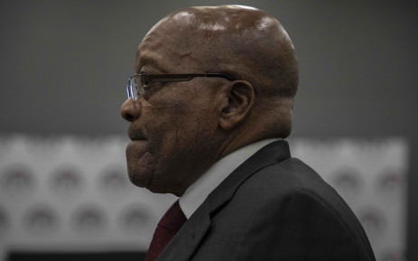 Former President Jacob Zuma. Picture: Abigail Javier/EWN