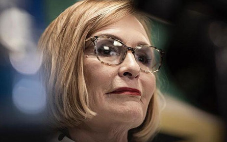 Helen Zille was announced as the DA's new Federal Council chairperson on 20 October 2019. Picture: Sethembiso Zulu/EWN.