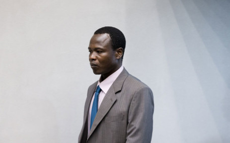 FILE: Dominic Ongwen at the International Criminal Court. Picture: AFP
