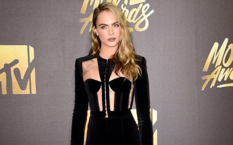 Actress/model Cara Delevingne. Picture: Getty Images/AFP.