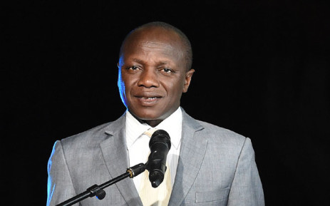 Former Minister in the Presidency, Collins Chabane. Picture: GCIS.