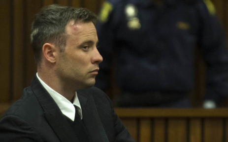 FILE: Oscar Pistorius in the North Gauteng High Court on 15 June 2016. Picture: Pool.