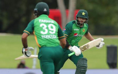 Pakistan won the series-deciding third and final one-day international against South Africa in Centurion on 7 April 2021. Picture: Twitter/@TheRealPCB