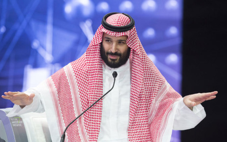 FILE: Saudi Crown Prince Mohammed bin Salman. Picture: AFP