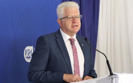 FILE: Western Cape Premier Alan Winde. Picture: @alanwinde/Twitter