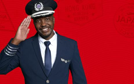 Flight Centre's Captain, Phil Nyemba